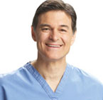 Dr. Mehmet Oz, Professor and Vice-chair of Surgery, NYP-Columbia Medical Center, and Host of The Dr. Oz Show